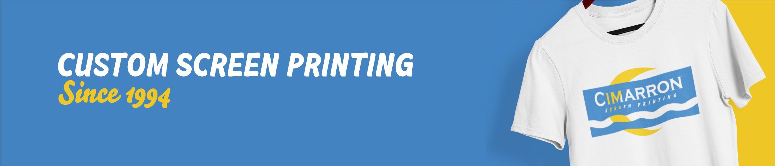 Cimarron Screen Printing